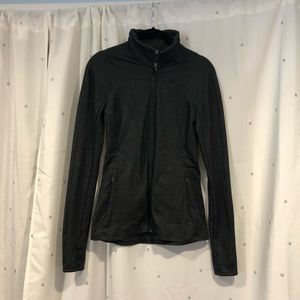Gap Fit zip up workout jacket, long sleeve